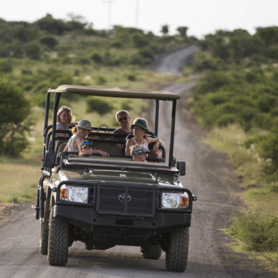 Ndaka safari lodge - game drive