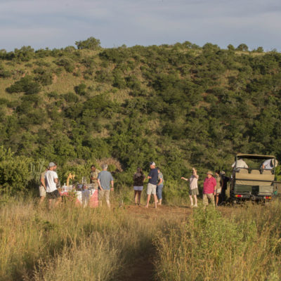 Ndaka safari lodge - Nambiti Big 5 private game reserve
