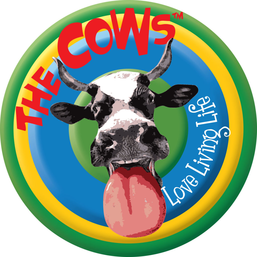 The Cows Logo