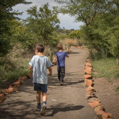 Ndaka safari lodge - kid friendly lodge