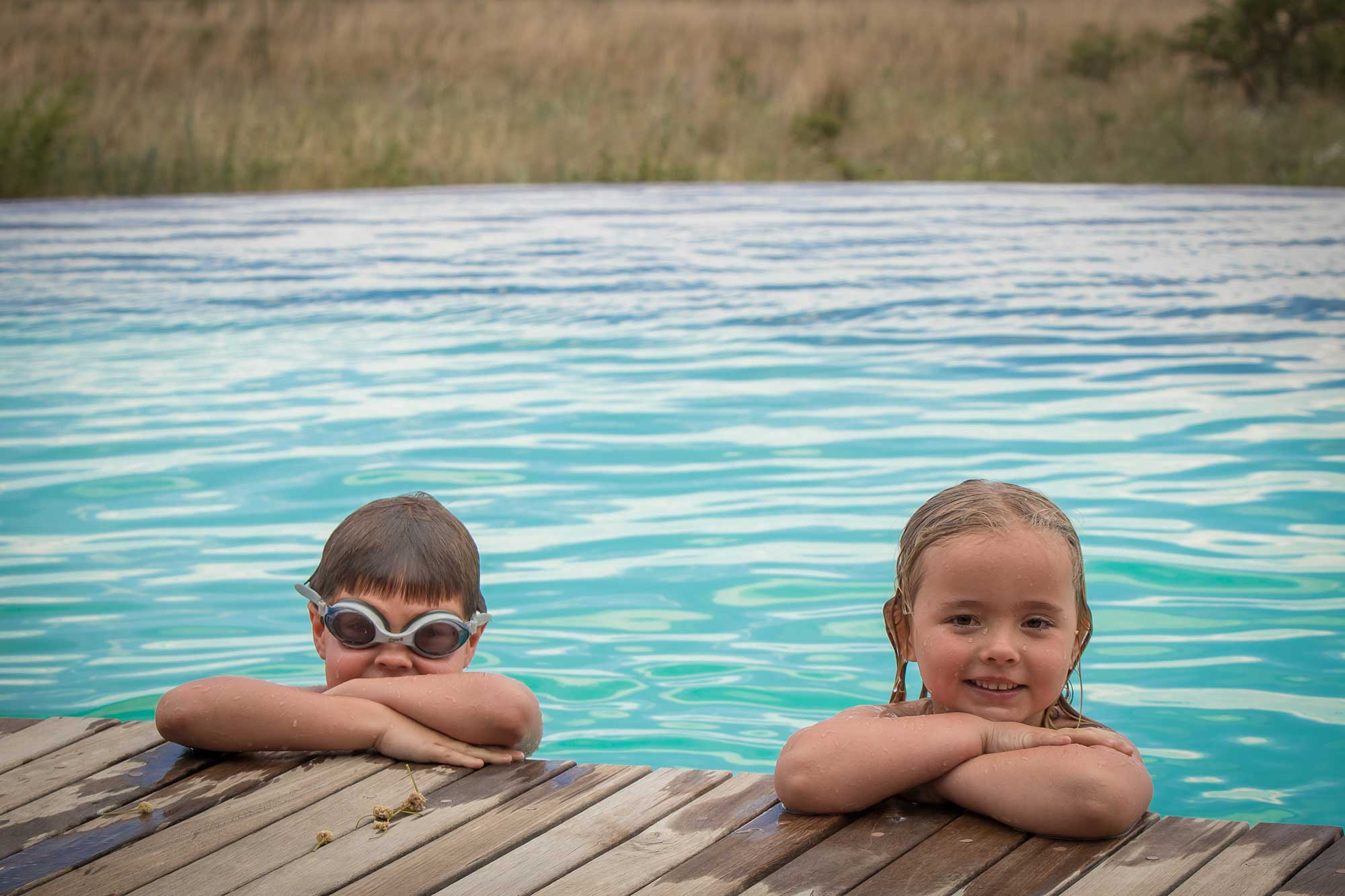 Ndaka Safari Lodge - Child friendly lodge