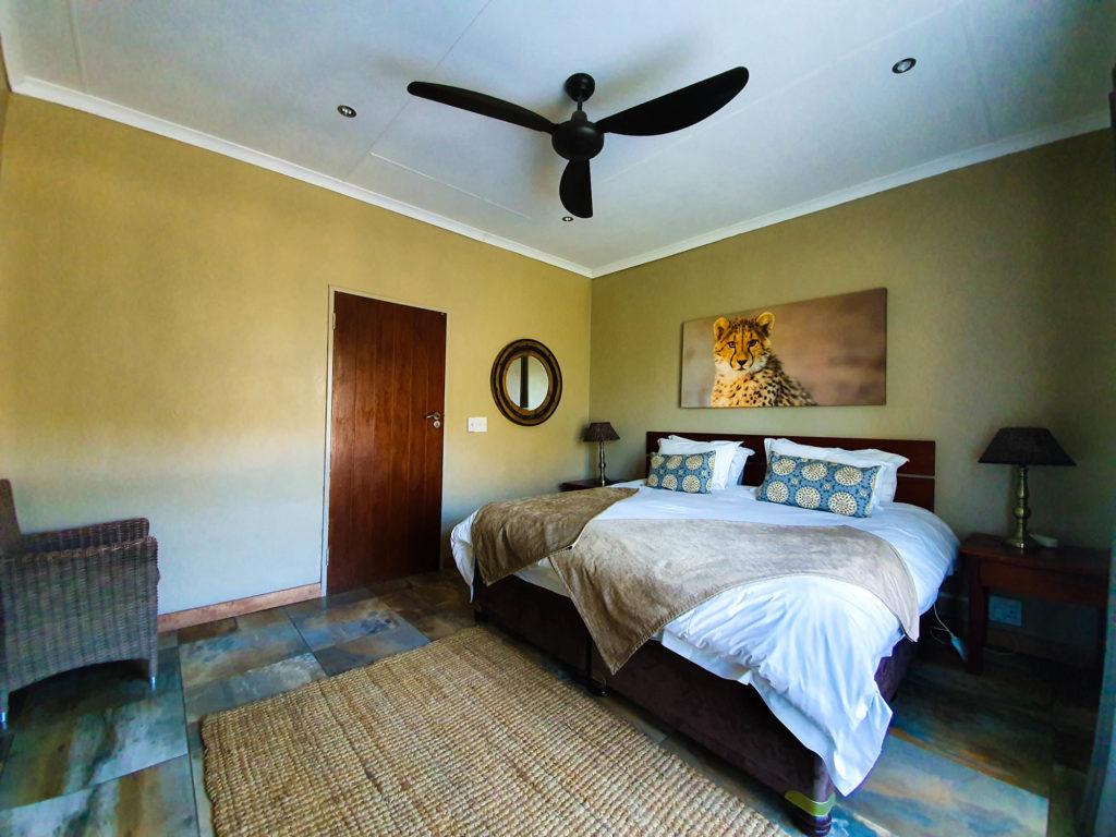Ndaka safari lodge - cheetah room