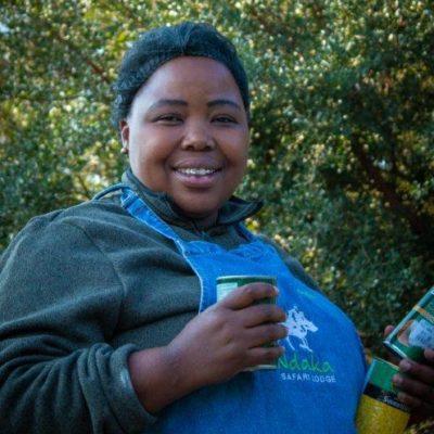 ndaka safari lodge - cooking staff