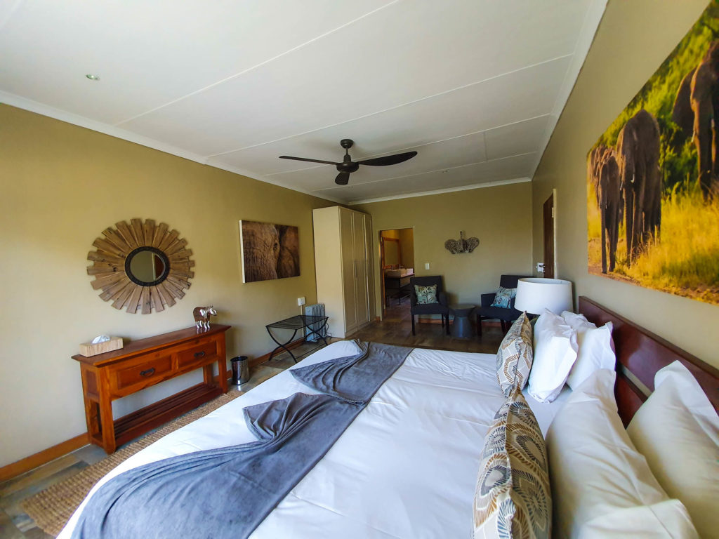 Ndaka safari lodge - Elephant room
