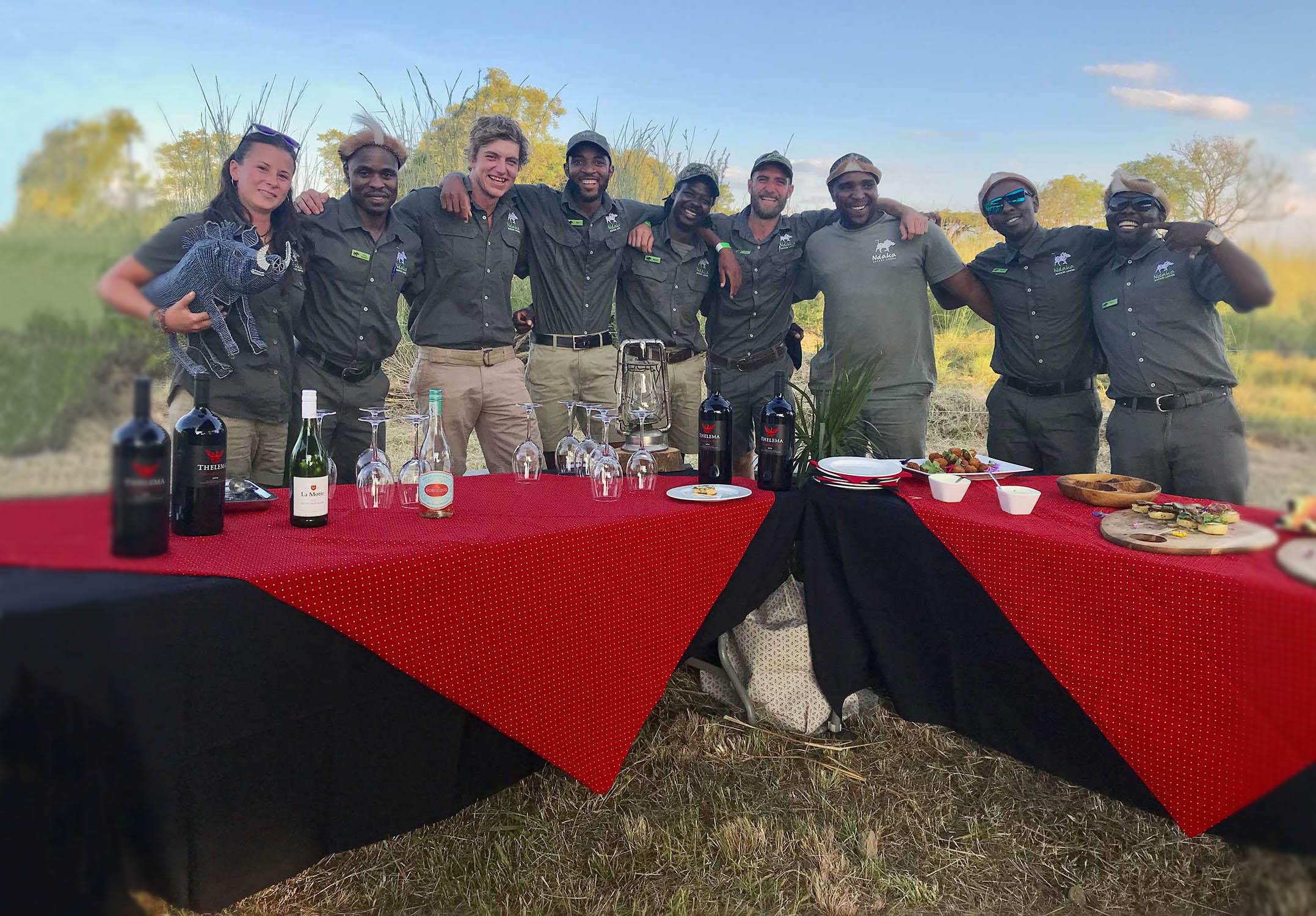 Ndaka safari lodge - ndaka team