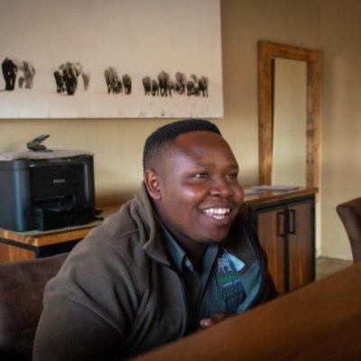 ndaka safari lodge - front of house