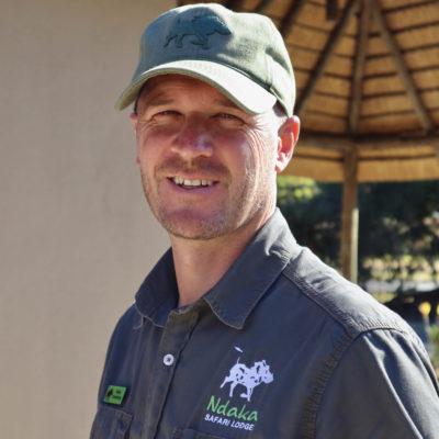 Ndaka safari lodge - Team Ndaka