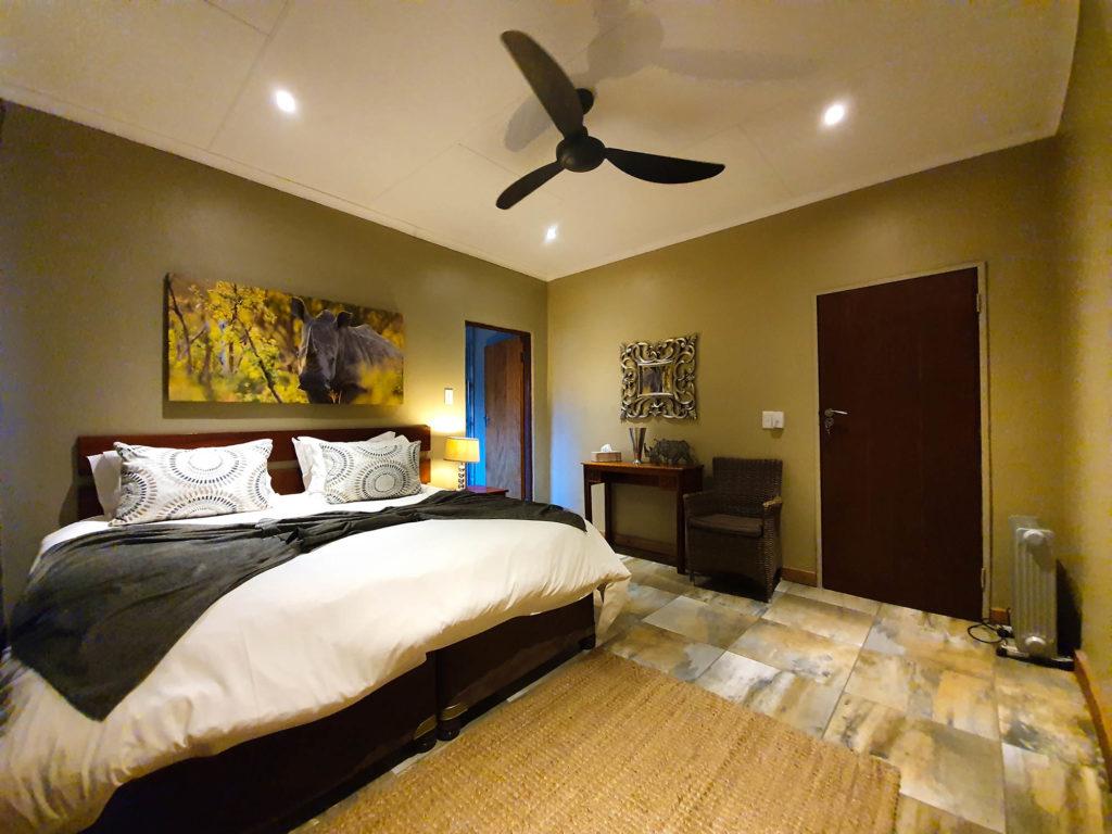 Ndaka safari lodge - rhino room