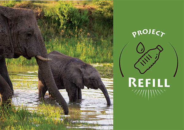 Ndaka safari lodge - project refill